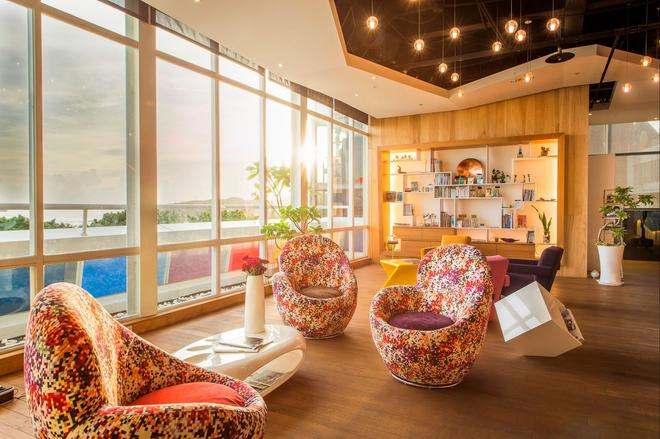 In Young Hotel - Kaohsiung - Σαλόνι
