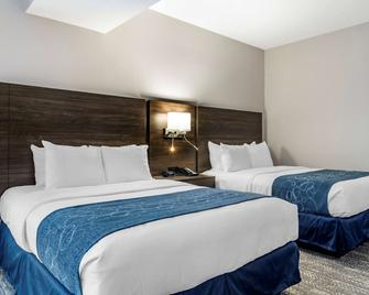 Comfort Suites Mcdonough Atlanta South - McDonough - Schlafzimmer