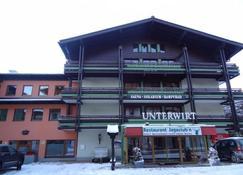 Unterwirt - Leogang - Rakennus