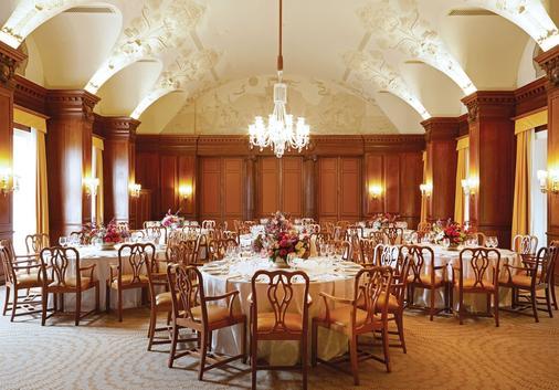 納爾遜山酒店 - 開普敦 - 開普敦 - 宴會廳