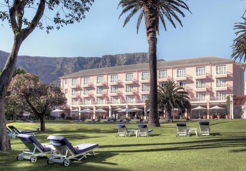 Belmond Mount Nelson Hotel - Кейптаун - Здание