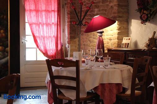 Le Vauxois - Le Montsaugeonnais - Dining room