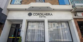Cordilheira Hotel - Serra Negra - Building