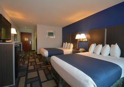 Best Western Galleria Inn & Suites - Хьюстон - Спальня