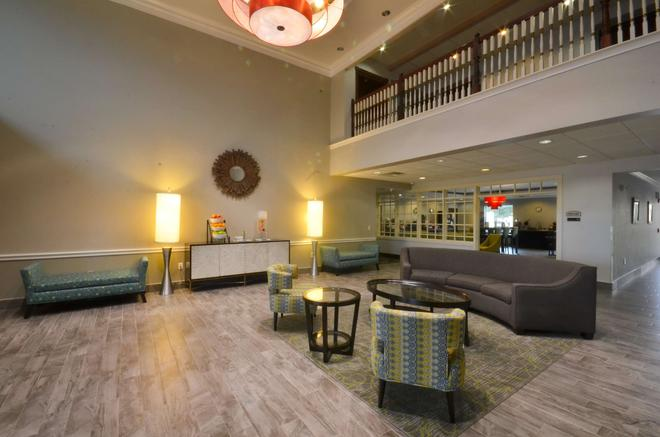 Best Western Galleria Inn & Suites - Хьюстон - Лобби