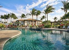 Aston Waikoloa Colony Villas - Вайколоа - Бассейн