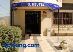 São Neutel - Chaves - Bygning