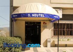 São Neutel - Chaves - Bâtiment