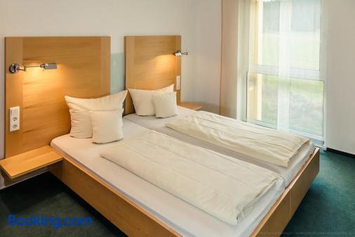 Apartmenthaus Sportchalet - Bad Duerrheim - Bedroom