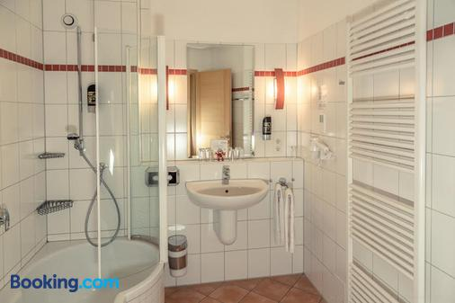 Apartmenthaus Sportchalet - Bad Duerrheim - Bathroom