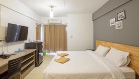 ジェムズ パーク アパートメント - バンコク - 寝室