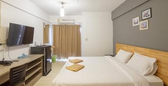 Gems Park (Don Mueang International Airport) - Bangkok - Schlafzimmer