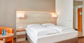 H+ Hotel Berlin Mitte - Berlin - Schlafzimmer