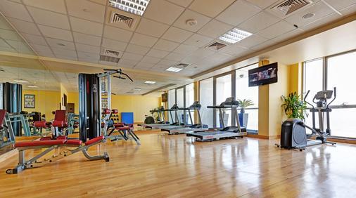 Abidos Hotel Apartment, Dubailand - Dubai - Gym
