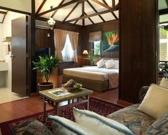Holiday Villa Beach Resort & Spa Cherating - Balok - Schlafzimmer