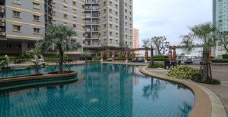 The Narathiwas Hotel & Residence Sathorn Bangkok - בנגקוק - בריכה