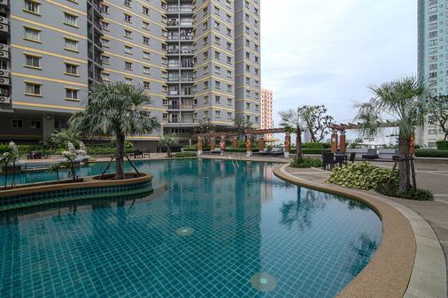 The Narathiwas Hotel & Residence Sathorn Bangkok - Μπανγκόκ - Πισίνα