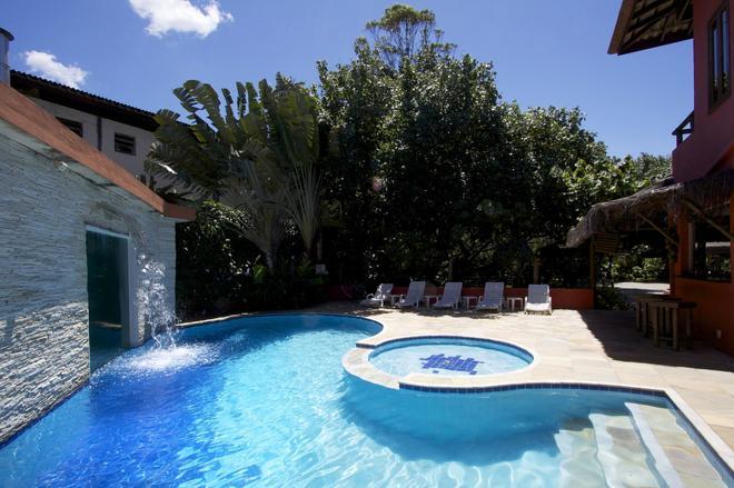 海港酒店 - 聖瑟巴斯提翁 - 聖塞巴斯蒂昂 - 游泳池