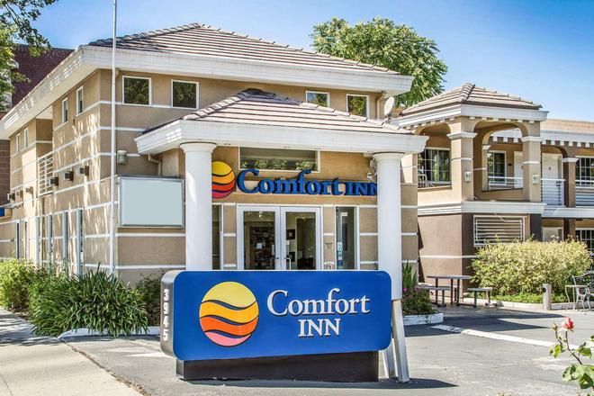 Comfort Inn Palo Alto - Palo Alto - Κτίριο