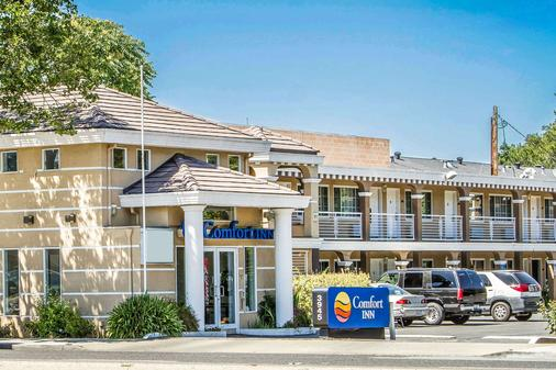 Comfort Inn Palo Alto - Palo Alto - Toà nhà