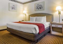 Comfort Inn Palo Alto - Palo Alto - Bedroom