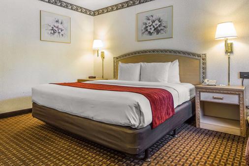 Comfort Inn Palo Alto - Palo Alto - Phòng ngủ