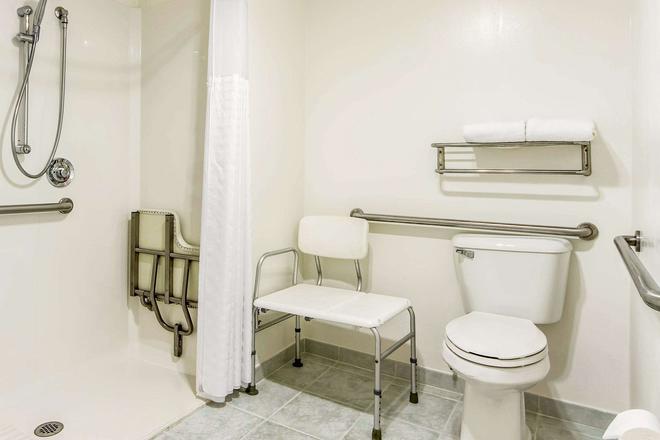 Comfort Inn Palo Alto - Palo Alto - Bathroom