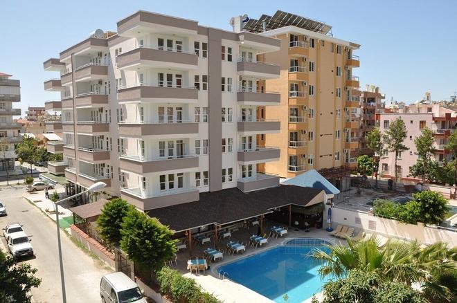 南方之星克里歐帕托拉酒店 - 阿蘭雅 - 阿蘭亞 - 建築