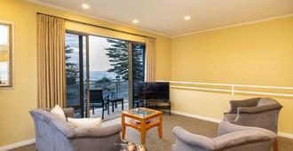 Motel de la Mer - Napier - Living room