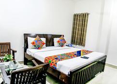 Fabhotel Essvee Mg Road Vijayawada - Vijayawada - Bedroom