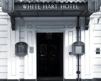 White Hart Hotel - Lincoln - Building
