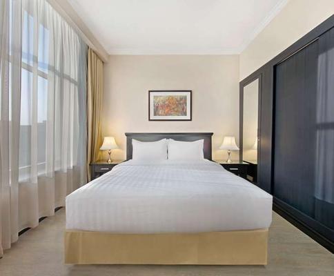 Ezdan Hotel - Doha - Habitación