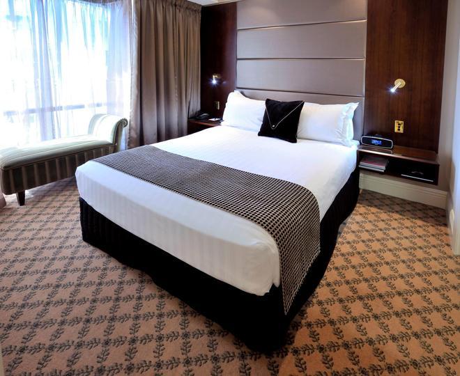 Stamford Plaza Melbourne - Мельбурн - Спальня