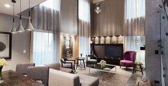 Stamford Plaza Melbourne - Melbourne - Living room