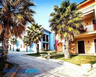 Marina di Cala del Sole - Licata - Building
