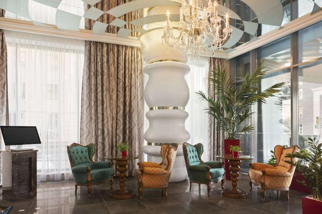 喀山城中心華美達酒店 - 喀山 - 喀山 - 休閒室