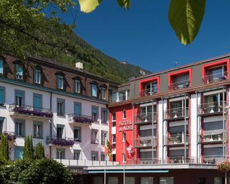 Hotel Du Nord - Interlaken - Building