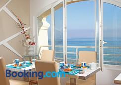Hotel Beau Rivage - Algajola - Restaurant