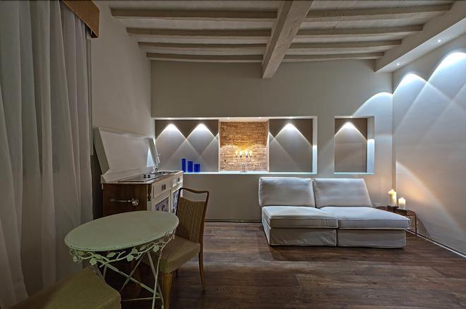 Sestosenso Suites - Campiglia Marittima - Living room