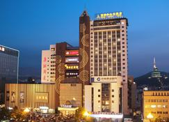 The Center Hotel Weihai - Weihai - Building