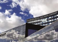 Clarion Hotel Arlanda Airport - Arlanda - Building