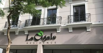 La Cigale Residence - Ho Chi Minh City - Building