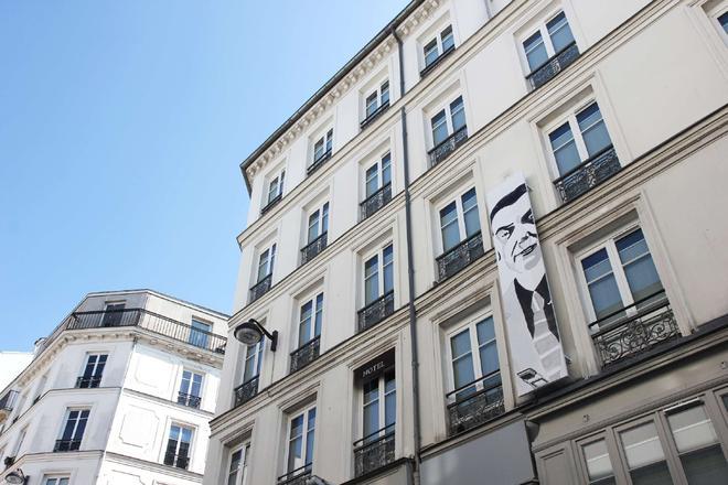 Best Western Plus Hotel Litteraire Marcel Ayme - Paris - Toà nhà