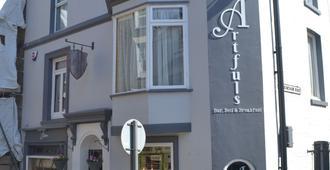 Artfuls - Broadstairs - Gebäude