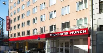 Thon Hotel Munch - Oslo - Byggnad