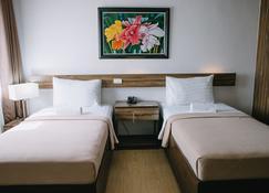 樂佩酒店 - 曼道 - 宿霧 - 臥室