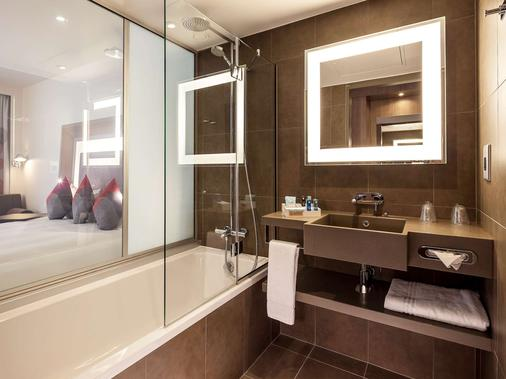 Novotel London Bridge - London - Bathroom