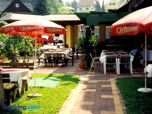 Gasthof-Hotel Jaritz - Friesach - Patio