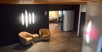 Hotel Weingarten - Naturno - Lobby