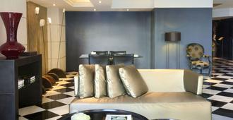 Gran Derby Suite Hotel - ברצלונה - סלון